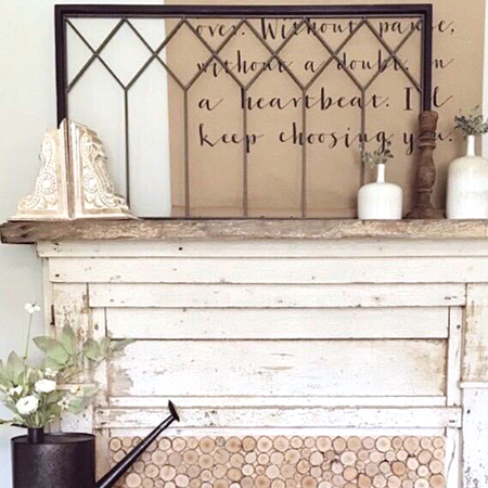 Cathedral Frame Wall Decor Steals